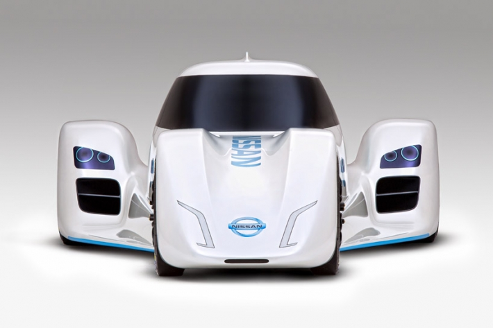 Nissan ZEOD RC5 ZEOD   Nissan Unveils The Fastest Electric Car In The World