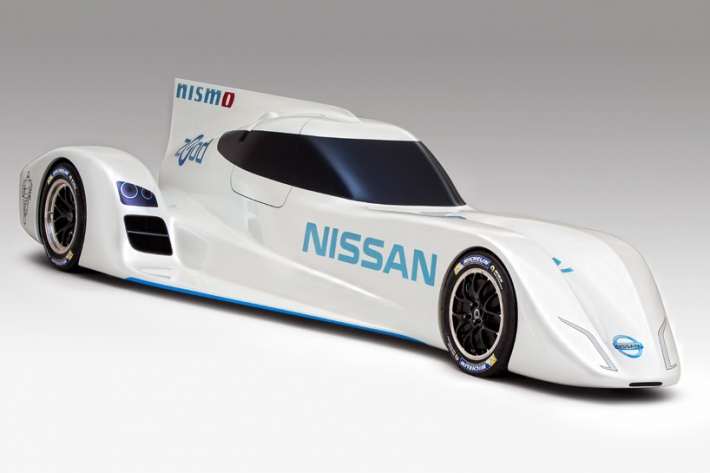 Nissan ZEOD RC6 ZEOD   Nissan Unveils The Fastest Electric Car In The World