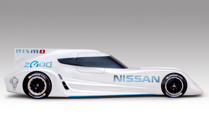 Nissan ZEOD RC7 ZEOD   Nissan Unveils The Fastest Electric Car In The World