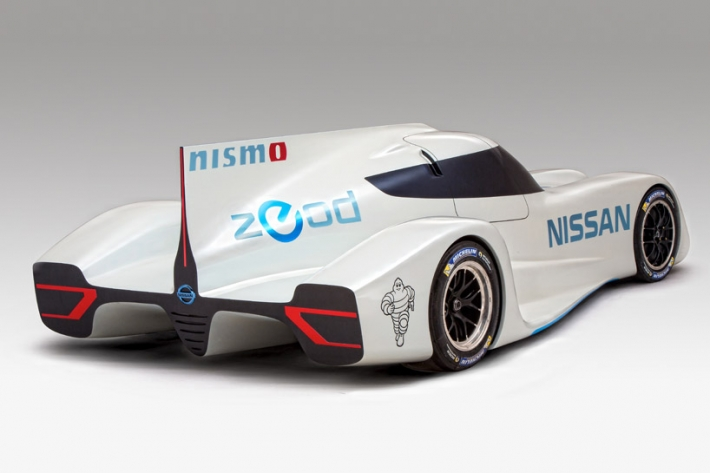 Nissan ZEOD RC8 ZEOD   Nissan Unveils The Fastest Electric Car In The World