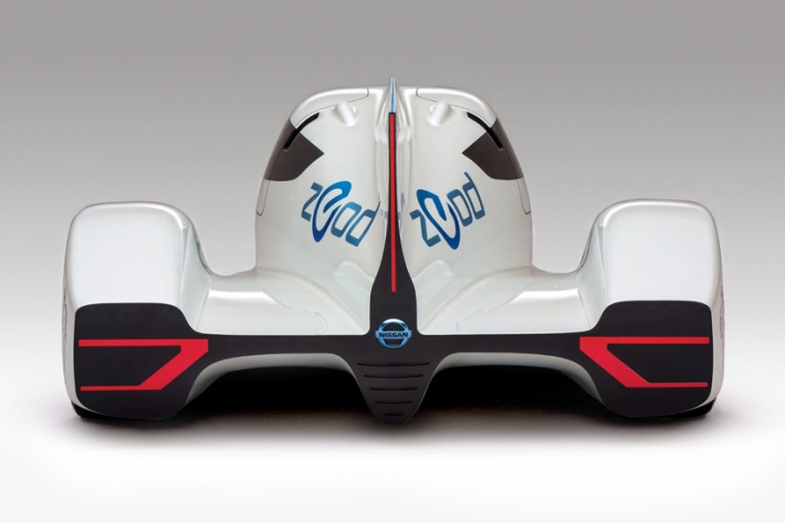 Nissan ZEOD RC9 ZEOD   Nissan Unveils The Fastest Electric Car In The World