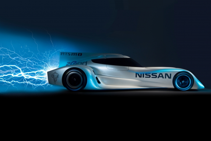 Nissan ZEOD RC 1 ZEOD   Nissan Unveils The Fastest Electric Car In The World