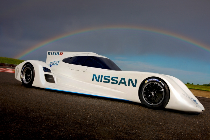 Nissan ZEOD RC 17 ZEOD   Nissan Unveils The Fastest Electric Car In The World