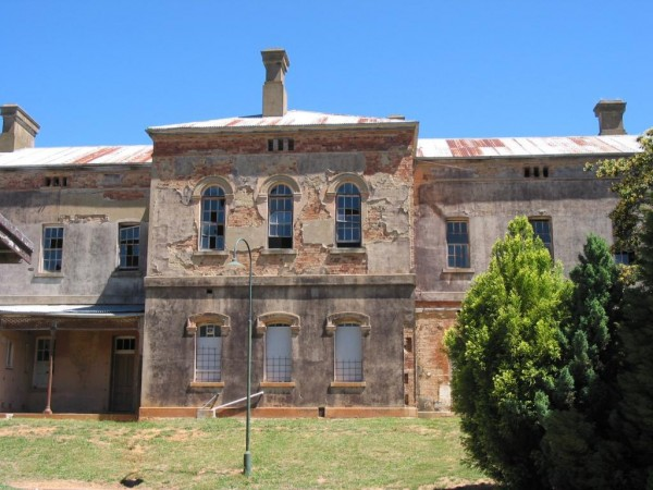 1. Beechworth Lunatic Asylum