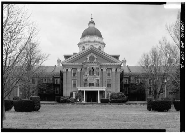 2. Taunton State Hospital