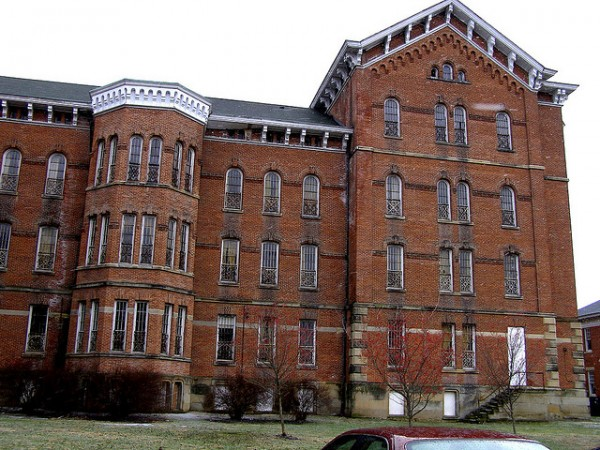 3. Athens Mental Hospital