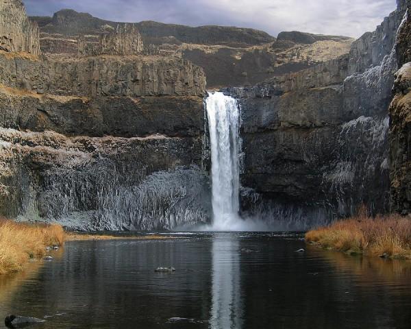 5. Palouse Falls