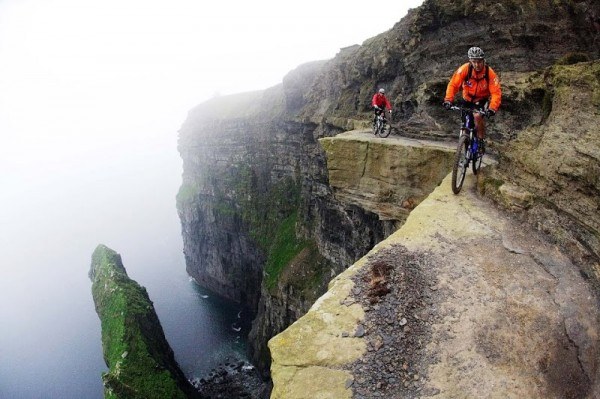 6. Bike Path of Moher