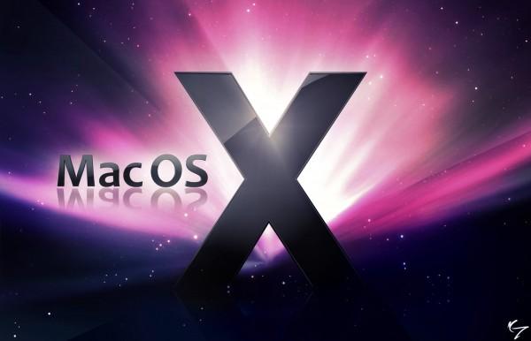 8. The Mac OSX