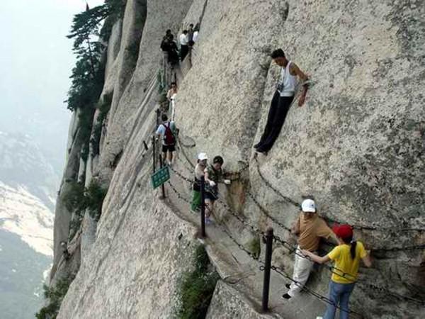 9. Mount Huashan