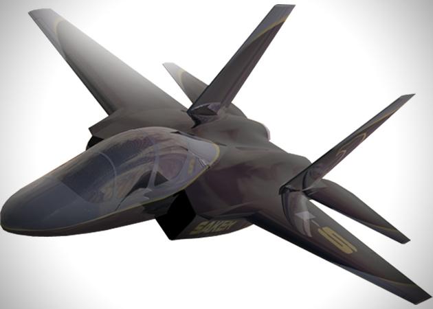 Saker-S-1-Personal-Jet-0