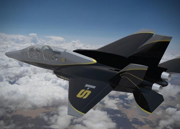 Saker-S-1-Personal-Jet-1