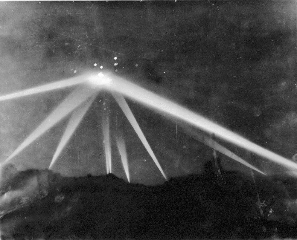1. The Battle of Los Angeles