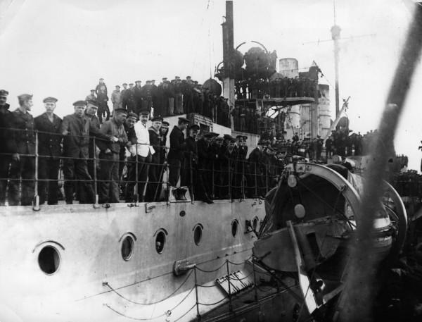 U-Boat Surrender