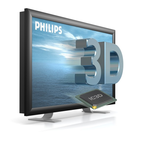 2. They Forced 3-D TVs to Market