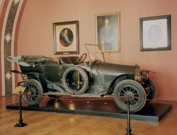3. The Cursed Car of Franz Ferdinand