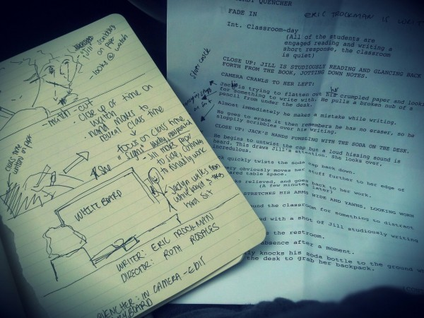 7. Screenplays Are Being Written and Pitched Differently