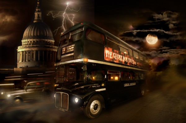 7. The Phantom Bus of London