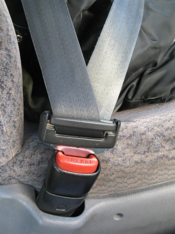 8. Automatic Seatbelts