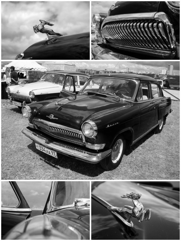 9. The Black Volga