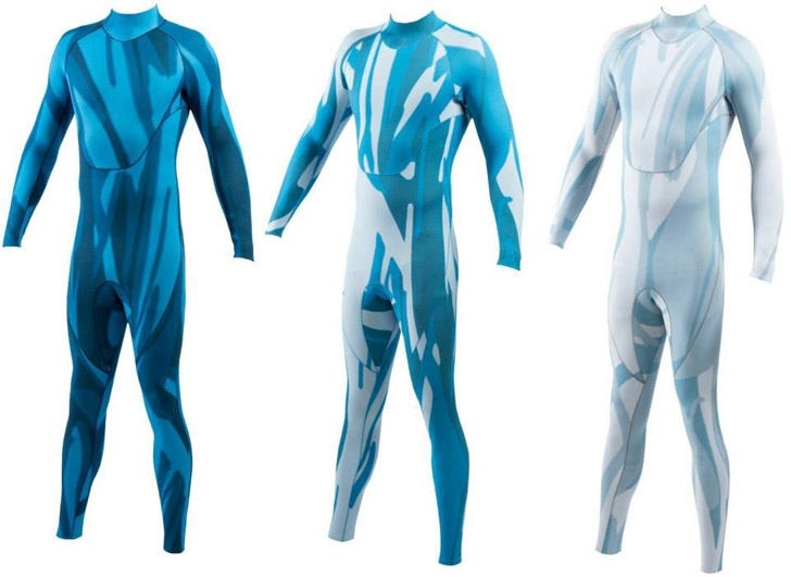 Anti Shark Wetsuit 3 These New Wetsuits Render You Invisible to Sharks