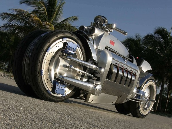 Dodge Tomahawk 02 600x450 The worlds fastest bike is definitely not for amateurs