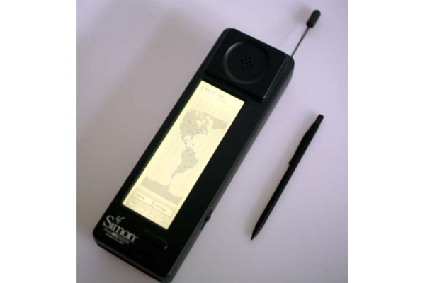 Simon First Smartphone