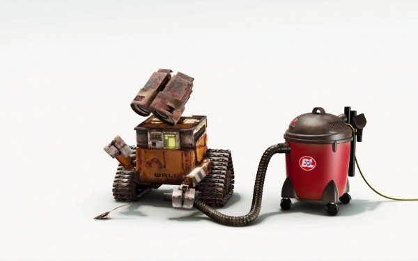 Wall E 600x375 The real life Wall E and the triumph of maker culture