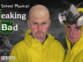 breaking bad musical 320x240 Breaking Bad: The Musical   almost as good as the real thing