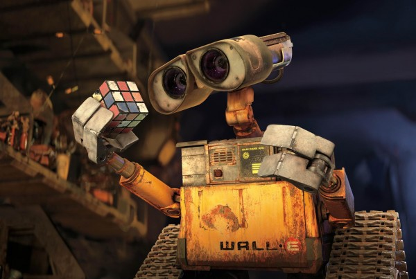 walle photo 1 600x403 The real life Wall E and the triumph of maker culture