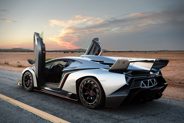 Lamborghini Veneno Gets Title Of World S Most Expensive