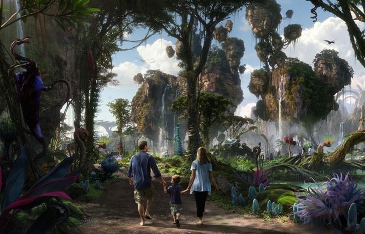 Avatar land-b