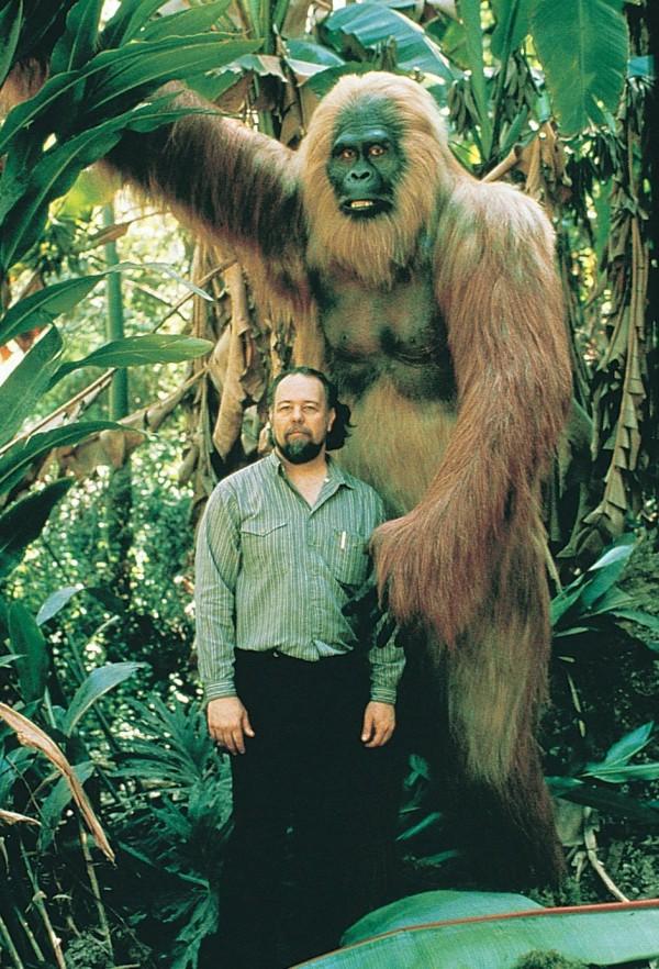 Bill Munns Gigantopithecus