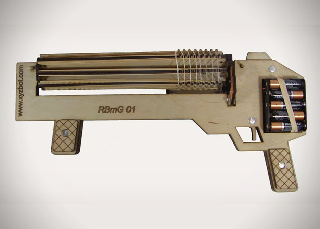 Rubber Band Gun Brings Childhood Memories Back REALITYPOD