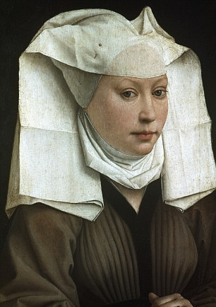 Portrait of a Young Woman by Rogier van der Weyden