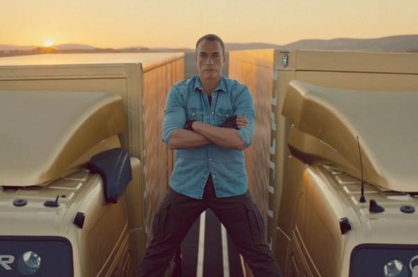 Jean-Claude-Van-Damme-in-between-two-Volvo-Trucks