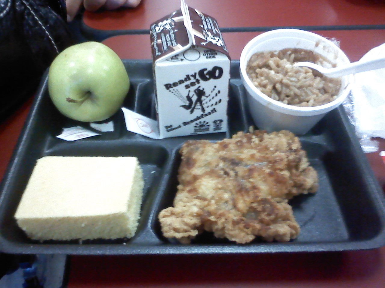 Us kids photos of their disgusting school lunch realitypod for Lunch food