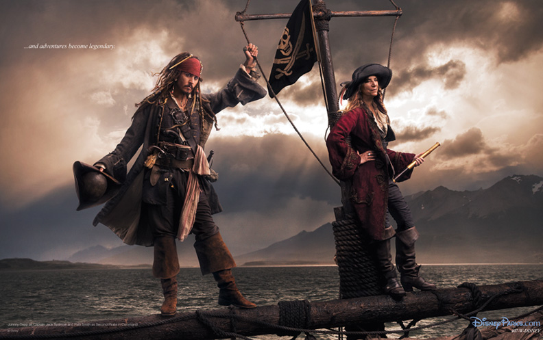 johnnydepp-pattismith-potc-leibovitz1