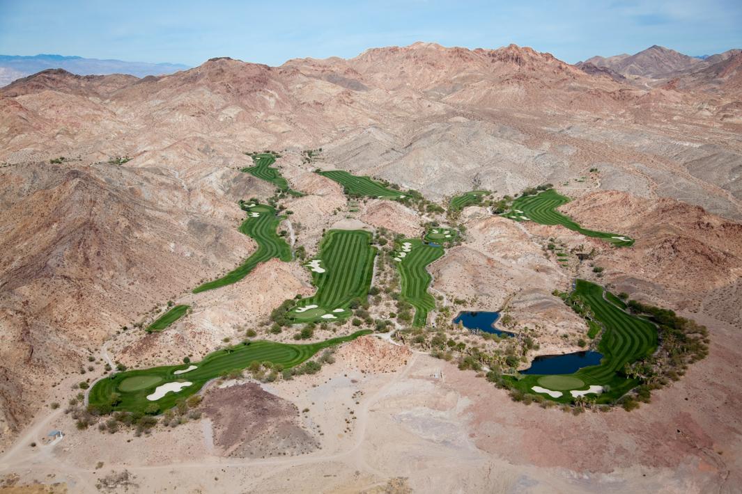 Golf Oasis in Desert Hills, Las Vegas, Nev., 2009.
