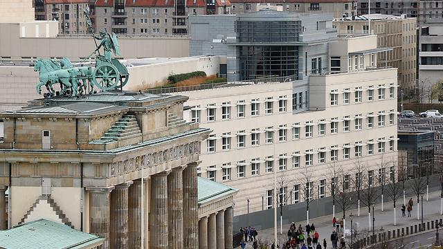 Brandenburg Gate_Bad