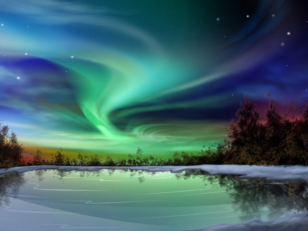 Aurora Borealis Nature is Incredibly Beautiful; Look at These 20 Mind Blowing Natural Weather Phenomena