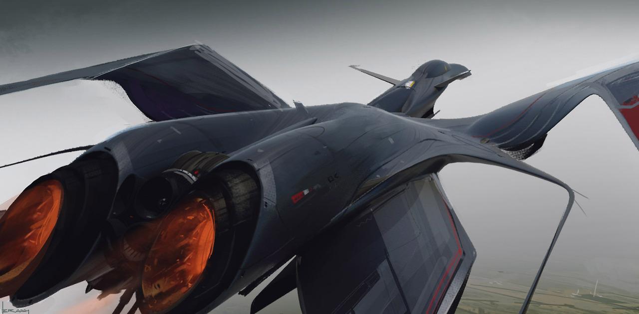 Combat Jet Design (10)