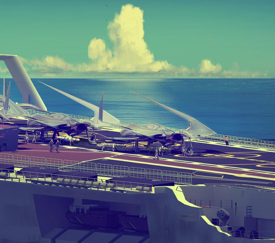 Combat Jet Design (8)