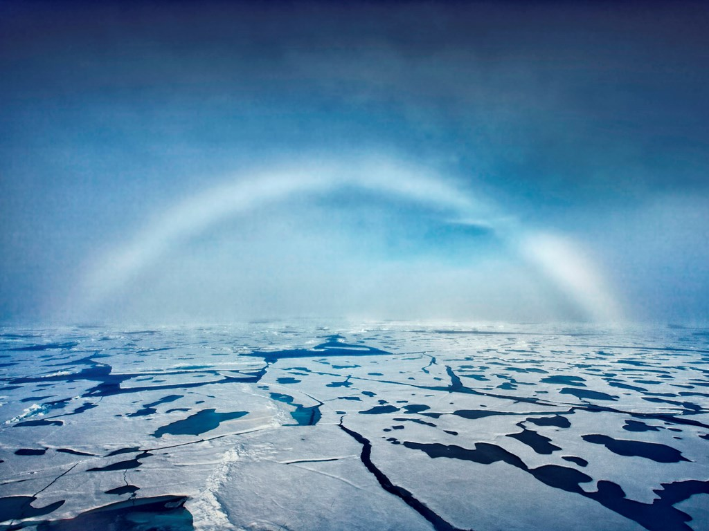 White Rainbow Nature is Incredibly Beautiful; Look at These 20 Mind Blowing Natural Weather Phenomena