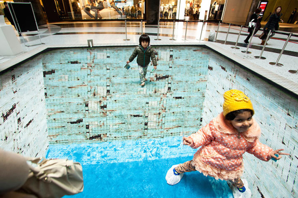 This Swimming Pool Will Shock You Once You Try To Take A Dip Realitypod