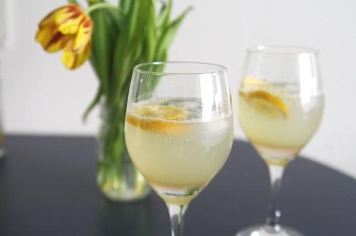 lemon lavender fizz