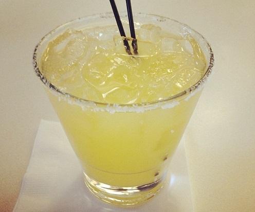mayer lemon margarita
