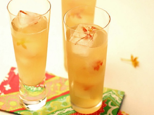 tropical ginger punch 15 Cocktails That Will Revitalize You This ...