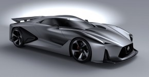 Nissan Concept 2020 In Gran Turismo 6 Becomes A Reality