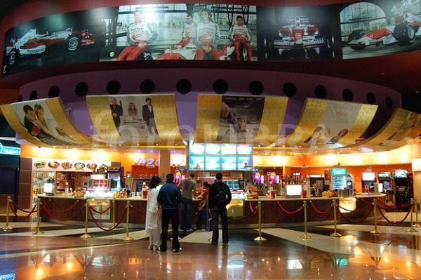 Dubai cinema